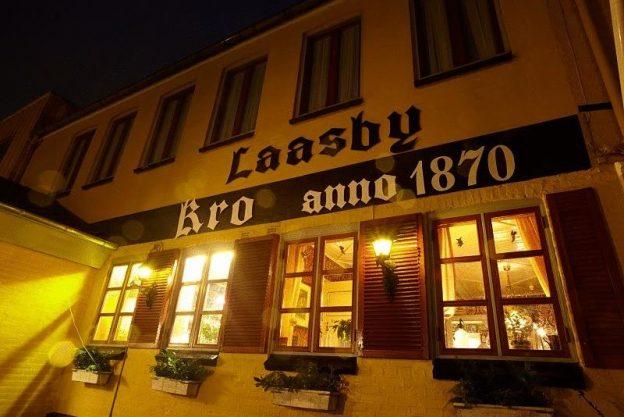 Låsby Kro, Jylland, kroophold
