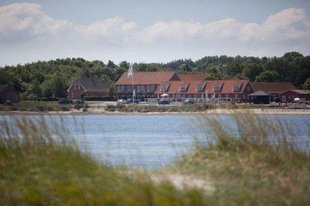 Tambohus Kro, Limfjorden, Nordjylland, kroophold